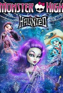 Monster High: Škola duchů