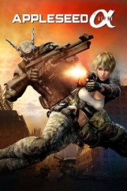 stáhnout Appleseed Alpha